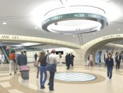 The future terminal of East Side Access