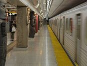 Toronto subway - Museum TTC Subway Station - By Raysonho @ Open Grid Scheduler / Grid Engine, via Wikimedia Commons