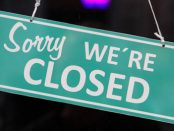 Bibstock: Sorry - We're Closed